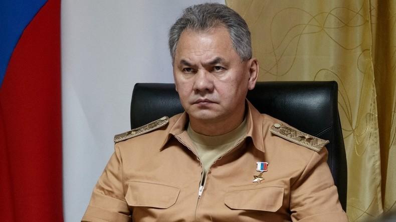 """Syrischer Präsident und russischer Verteidigungsminister in Damaskus: """"Westen hemmt Friedensprozess"""""""
