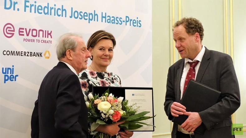 Mit Russland zur Weltmacht? - Visionen beim Deutsch-Russischen Forum