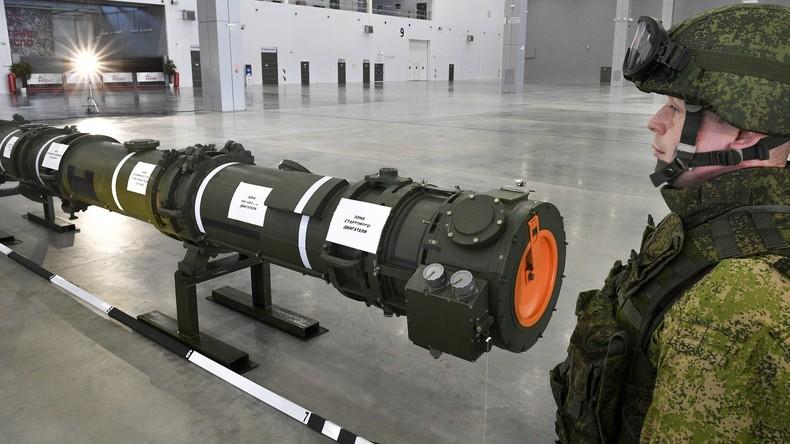 """""""Unbegründete Anfrage der USA"""": Moskau schließt die Zerstörung neuer Raketen aus"""