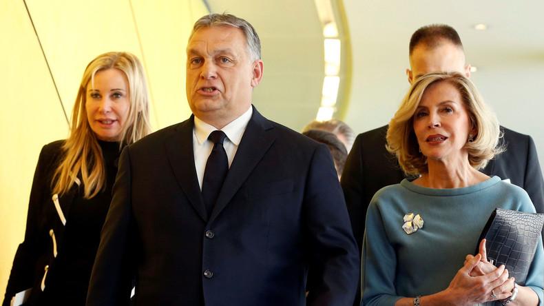 Orbáns Fidesz-Partei wird von Europäischer Volkspartei suspendiert