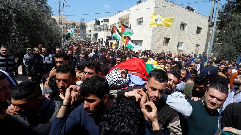 Streik in Bethlehem nach tödlichen Schüssen auf Palästinenser