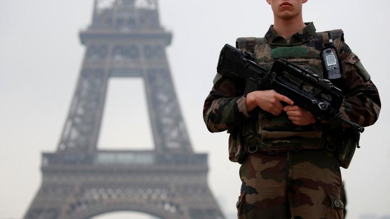 """Frankreich setzt künftig Soldaten bei """"Gelbwesten""""-Protesten ein"""