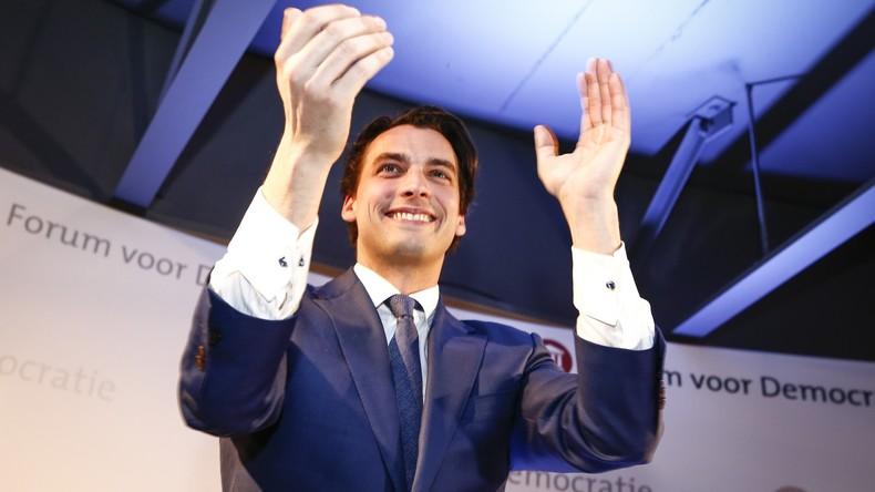 Nach Triumph bei Regionalwahlen in den Niederlanden: Wer ist eigentlich Thierry Baudet?