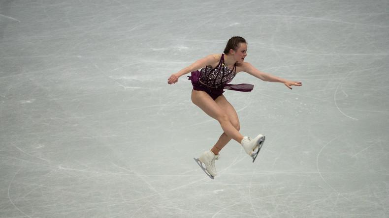 US-Eiskunstläuferin soll ihre Konkurrentin aus Südkorea absichtlich mit Kufe verletzt haben