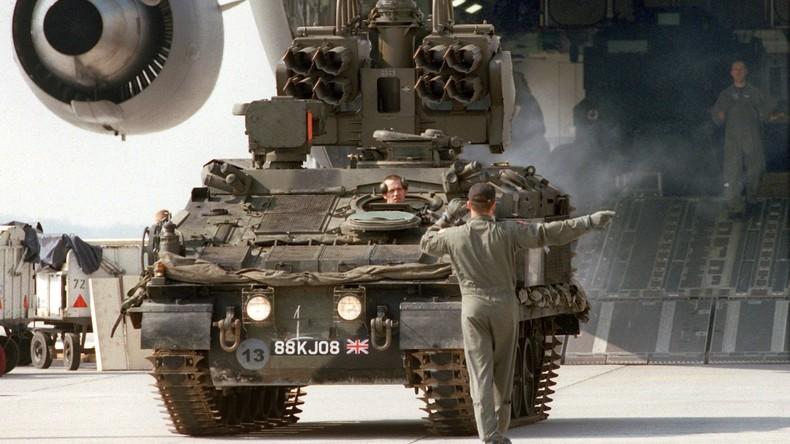 20 Jahre seit NATO-Angriffskrieg gegen Jugoslawien: Momentaufnahme zwei Tage vor dem Angriff
