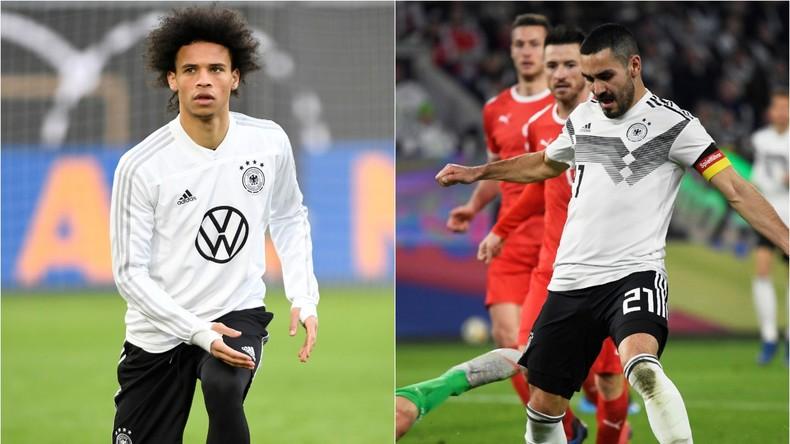 """""""Heil Hitler!"""" - Wurden deutsche Nationalspieler Sané und Gündogan rassistisch beleidigt?"""