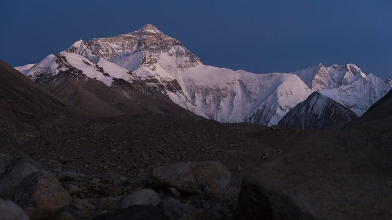 Mount Everest: Schmelzende Gletscher geben Körper von Bergsteigern frei