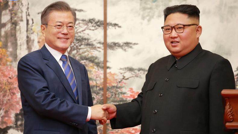 Nordkorea zieht sich aus koreanischem Verbindungsbüro zurück