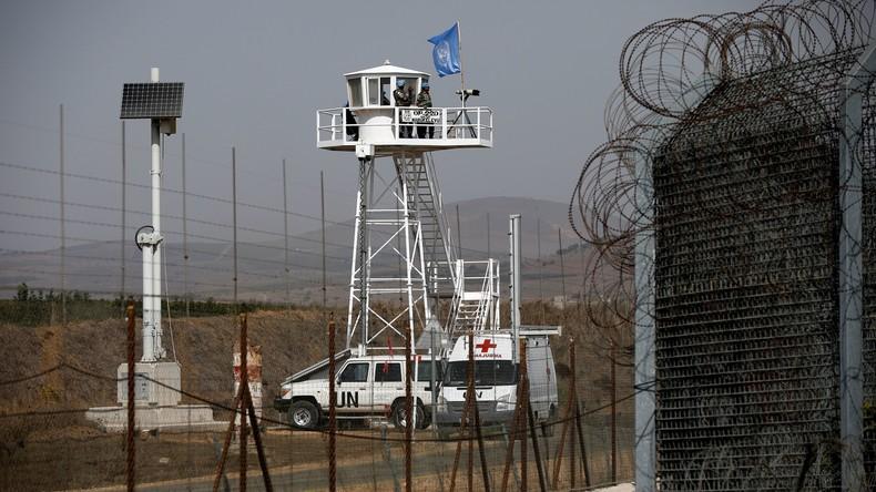 Russland: Trumps Golan-Pläne führen zur Destabilisierung im Nahen Osten