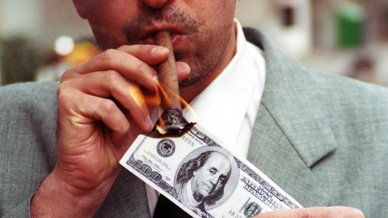 Deutsche Bank schreibt schwarze Zahlen: Milliarden-Boni für Banker