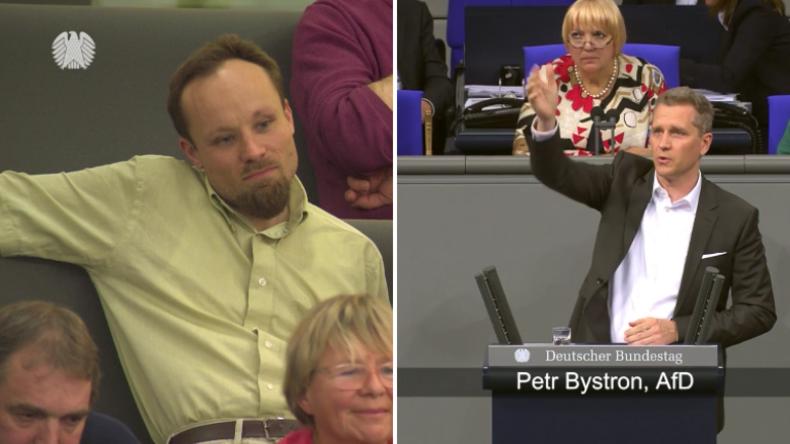"""""""Man wollte ihn dort verrotten lassen!"""" - AfD bringt Haft von Billy Six zur Debatte in den Bundestag"""