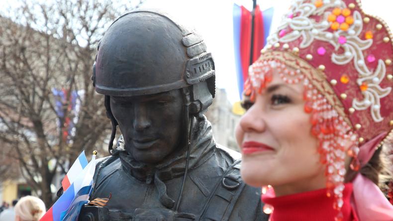 """""""Wettlauf russlandfeindlicher Kräfte"""": Vize-Bürgermeister von Linz zur Krim-Rhetorik in Europa"""