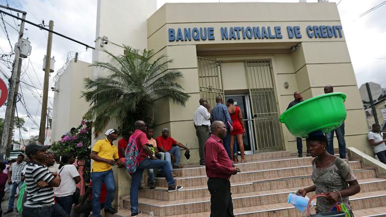 Verhaftete US-Söldner in Haiti sollten Gelder auf Konto der Regierung übertragen (Video)