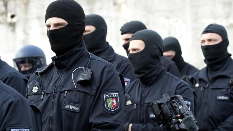 Anti-Terror-Einsatz in Hessen: Polizei nimmt Salafisten fest