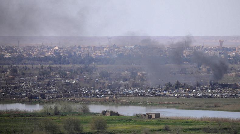 Weißes Haus: IS-Territorium in Syrien zu 100 Prozent eingenommen