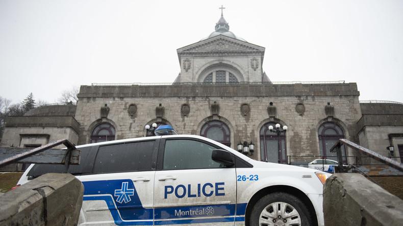 Priester in Kanada während Live-Übertragung im TV mit Messer attackiert