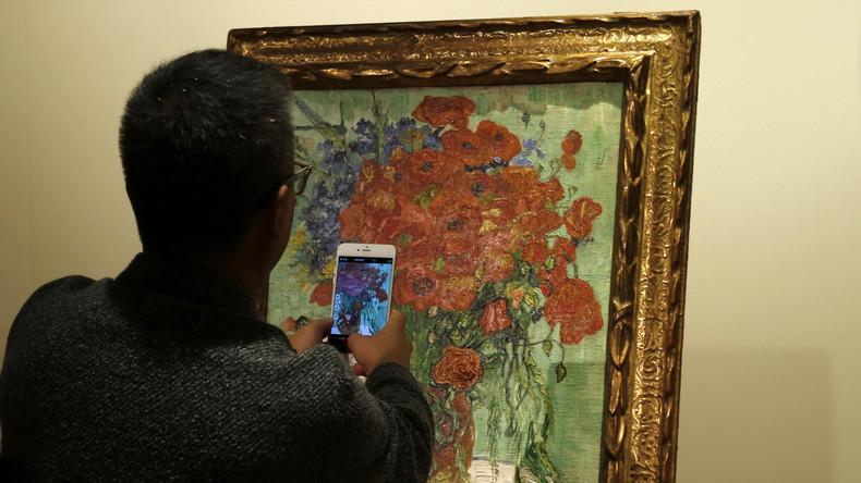 Echtes Werk von Vincent van Gogh in US-Kunstmuseum bestätigt