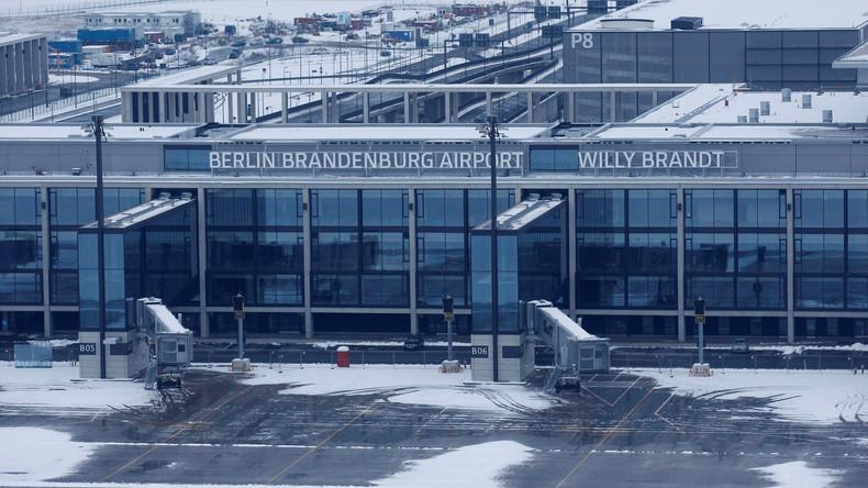 Bundesbauministerium legt Gründe für neues Regierungsterminal am BER dar