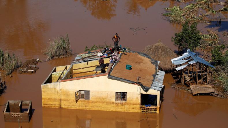 """Humanitäre Hilfe nach Zyklon """"Idai"""" wird rapide ausgebaut"""