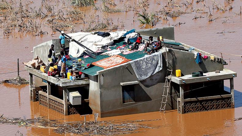 """Zyklon """"Idai"""" fordert über 600 Menschenleben in Südostafrika – UNICEF warnt vor Cholera-Ausbruch"""