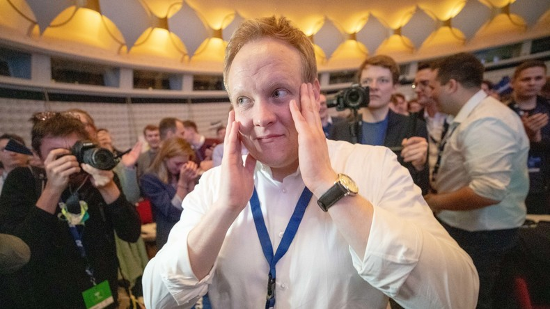 """""""Gleichschaltung"""" der CDU: Neuer Junge-Union-Chef empört mit Wortwahl"""