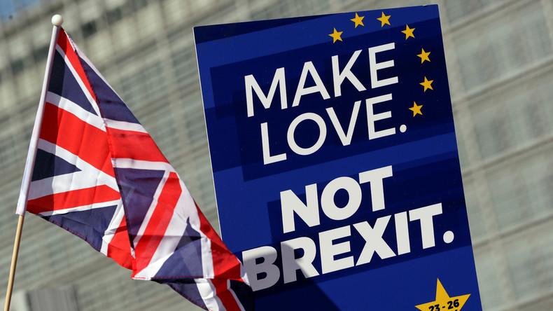 Über vier Millionen Briten unterstützen Petition gegen Brexit