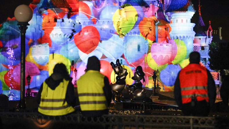 Falscher Alarm: Mehrere Verletzte nach Panik in Disneyland Paris
