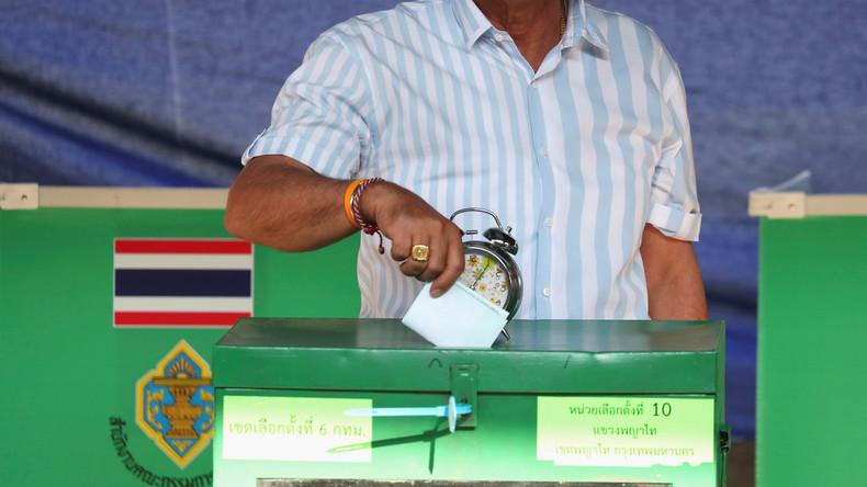 Thailand wählt Parlament