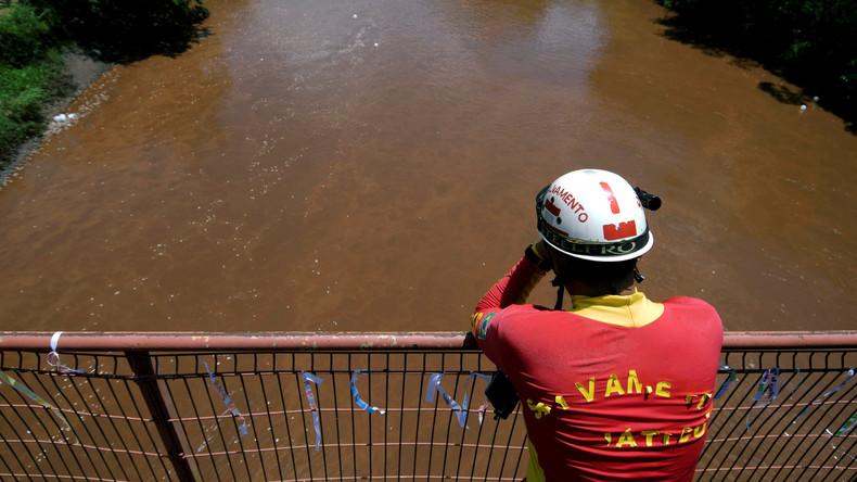 Große Gefahr eines weiteren Dammbruchs in Brasilien