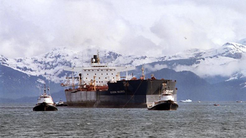 """Umweltfolgen der """"Exxon Valdez""""-Katastrophe noch immer sichtbar"""