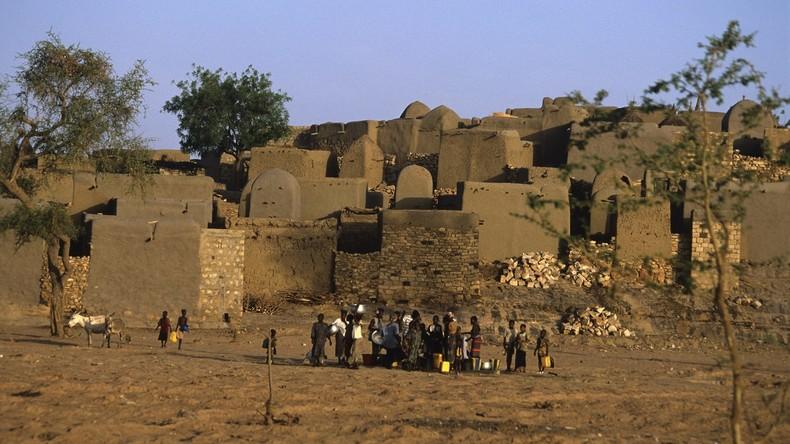 Mindestens 134 Tote bei Angriff auf Dorf in Mali