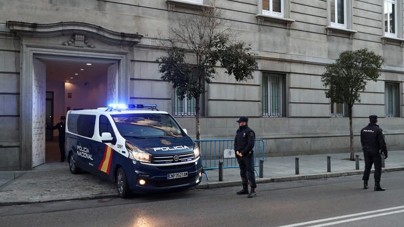 Spanische Polizei fasst zwei Opas nach dreisten Banküberfällen in Barcelona