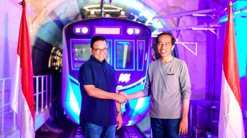 Indonesiens Hauptstadt nimmt Stadtbahn in Betrieb