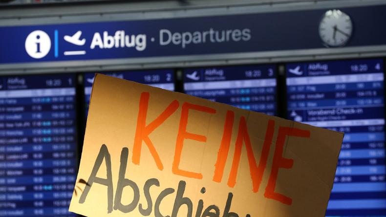 Flüchtlingsamt kritisiert Bekanntmachen von Abschiebeterminen
