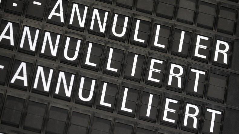 Lufthansa streicht Flüge wegen Software-Panne bei Flugsicherung