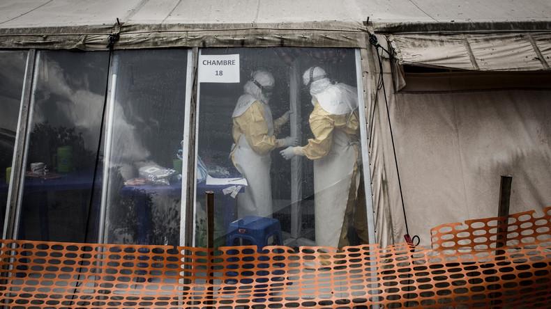 Bereits mehr als 1.000 Ebola-Fälle im Kongo