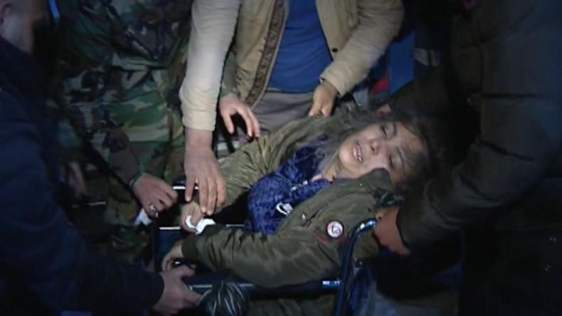 Nach Granatangriff durch Terroristen – Opfer kommen mit Vergiftungserscheinungen ins Krankenhaus