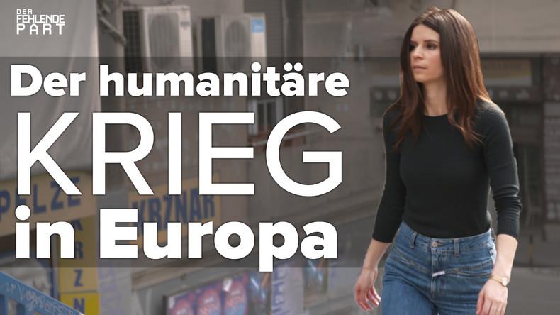 """DFP-Reportage: NATO-Bombardierung 1999 - Die """"humanitäre Intervention"""" in Jugoslawien"""