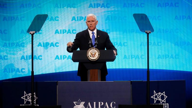 """USA: Israel bei den Demokraten keine """"heilige Kuh"""" mehr (Video)"""