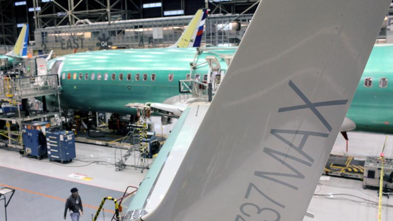 US-Luftfahrtaufsicht will Pannenflugzeug 737 MAX nach Software-Update wieder zulassen