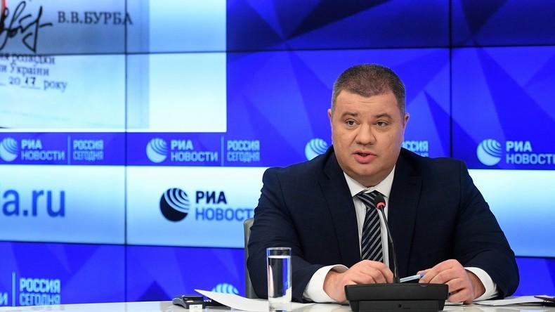 """""""Kiew in MH17-Absturz verwickelt"""" – ukrainischer Ex-Geheimdienstler packt aus"""