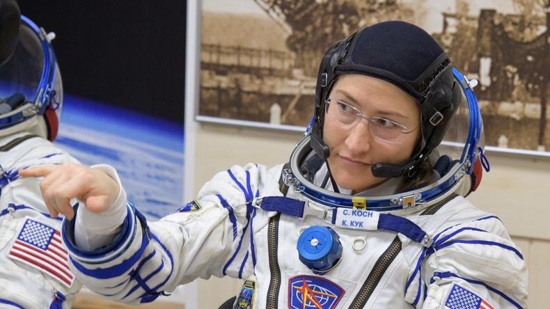 Mangel an Raumanzügen in richtiger Größe – NASA sagt ersten Weltraum-Alleingang zweier Frauen ab