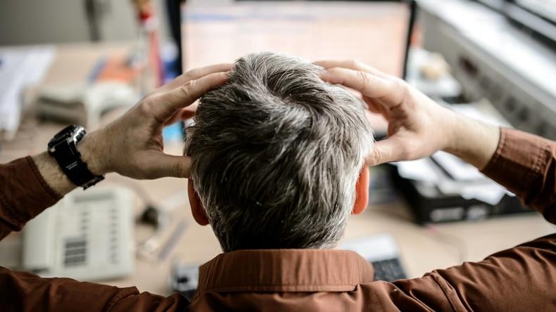 Zahl der Fehltage wegen psychischer Probleme binnen zehn Jahren verdoppelt