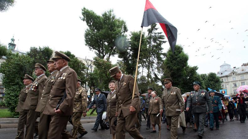 Neues Gesetz in der Ukraine setzt Nazi-Kollaborateure mit Kriegsveteranen gleich