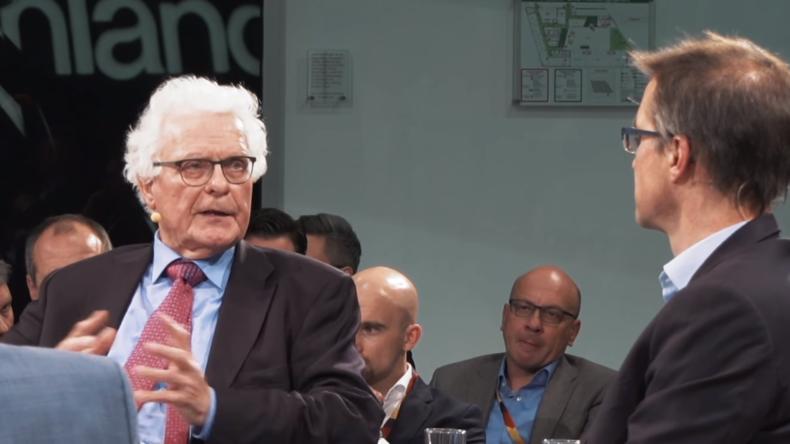 """Nach Auftritt bei CDU-""""Werkstattgespräch"""": Uni Frankfurt schweigt Professor tot"""