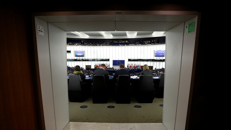 LIVE aus dem EU-Parlament: Abstimmung über Urheberrechtsreform