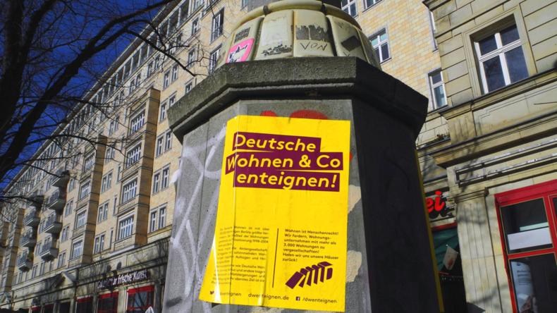 Deutsche Wohnen steigert Gewinn - durch höhere Mieten