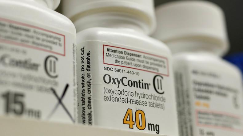 Grassierende Drogenkrise in USA: Pharmariese zahlt nach Schmerzmittelklage 270 Millionen Dollar