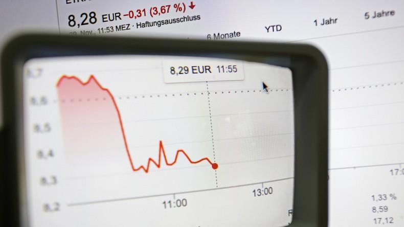Aktie der Deutschen Bank weiterhin auf Talfahrt trotz positivem Geschäftsbericht