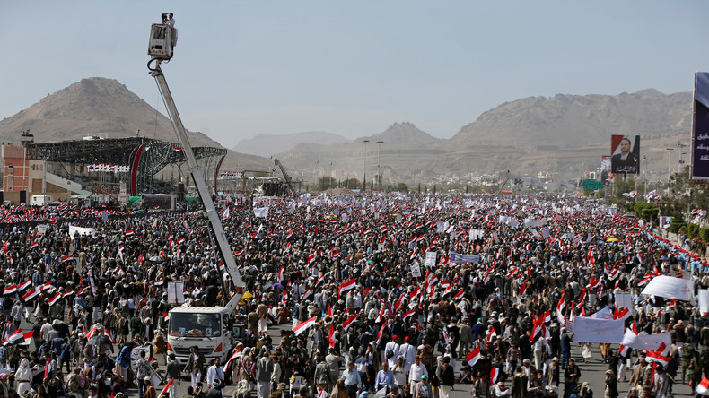 Jemen: Hunderttausende demonstrieren gegen Krieg